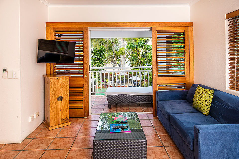 Beachfront Suites Palm Cove